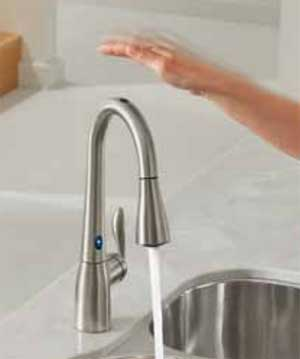 How to Disable and Enable Faucet Sensor on Moen Motionsense