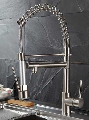 Fapully Kitchen Faucet Review 4 Awesome Features